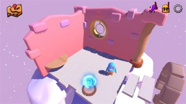 梦幻迷宫3D推木头截图3