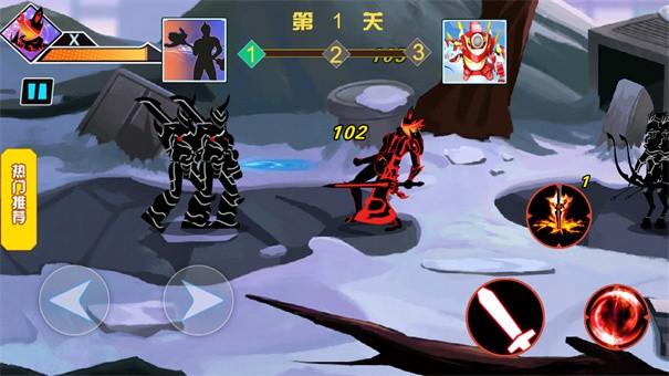 黑暗骑士决斗截图3