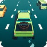城市交通驾驶员模拟器