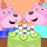 大熊生日派对
