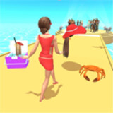 海滩女王跑酷