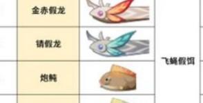 原神月中王国特殊的鱼有哪些