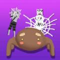 可爱的蜘蛛王