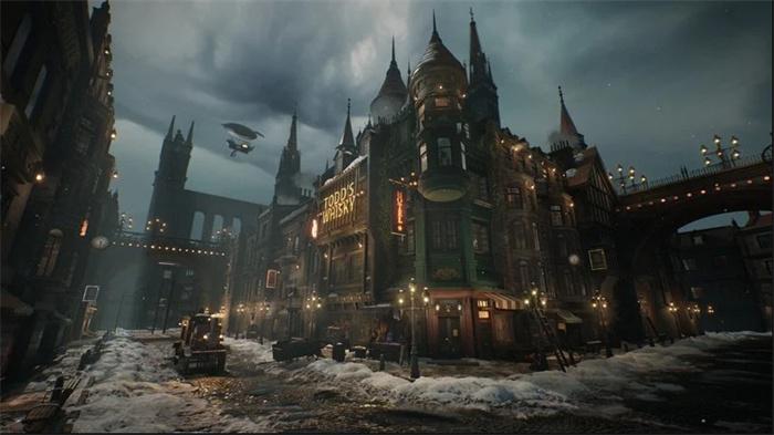 微软两款新作曝光:4X策略游戏+废土开发商新RPG
