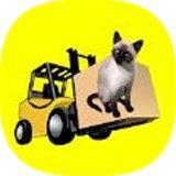 叉车动物运输救援
