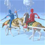 骑士装备战
