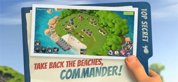 海岛奇兵国际服截图6