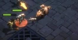 暗魔领主武器如何连击