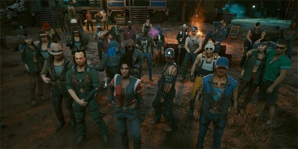 赛博朋克2077开发者征求玩家反馈 继续改进游戏