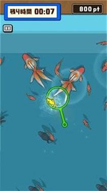 噗哧捞金鱼截图1