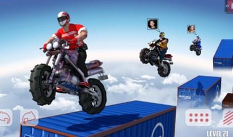 越野摩托屋顶赛截图2
