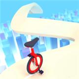单轮自行车挑战