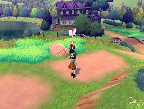 宝可梦剑盾限定精灵捕捉位置汇总